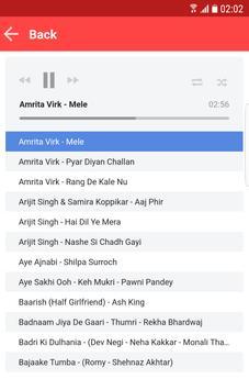 Hindi Romantic Songs apk screenshot
