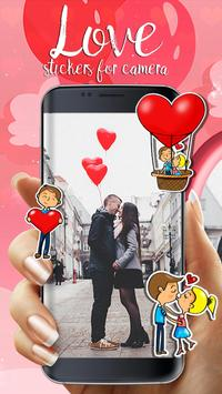 Love Stickers poster