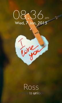 Love Passcode LockScreen screenshot 6