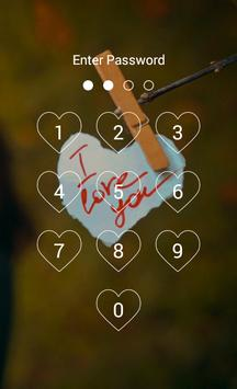 Love Passcode LockScreen screenshot 7
