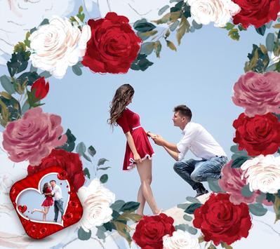 حب رومانسي إطارات الصور apk تصوير الشاشة