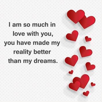 Love Quotes Love Greetings screenshot 1