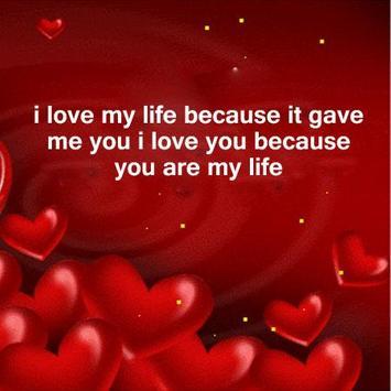 Love Quotes Love Greetings screenshot 2