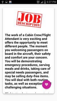 Cabin Crew Basic Knowledge screenshot 2