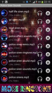 Police Siren Sounds apk screenshot