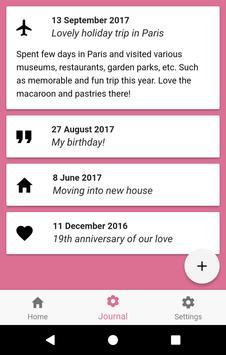 Love Calculator with Journal - Love365 screenshot 3