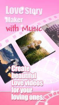 Love Video Maker poster