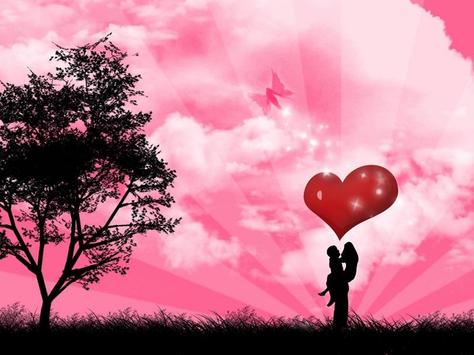 Love Wallpapers for Chat apk screenshot