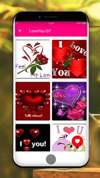 I Love you Animated Gif poster