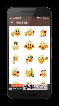 Free Emojis(Adults) screenshot 5