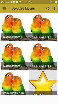 Lovebird Ngekek Panjang Banget poster