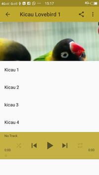 Lovebird Ngekek Panjang Banget apk screenshot
