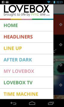 Lovebox 2014 poster