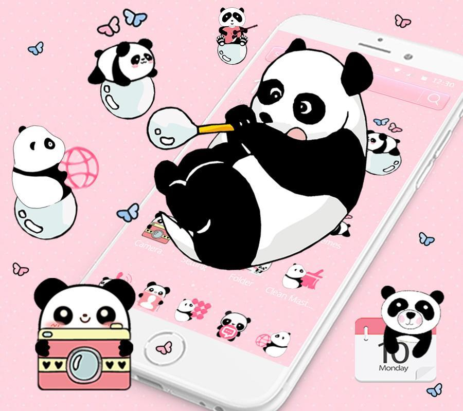 Dream Panda Theme Panda Icon Changer For Android Apk Download