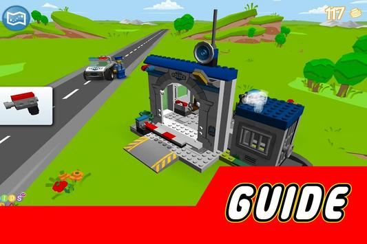 Guide LEGO Juniors Quest poster