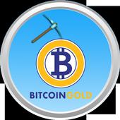 Bitcoin Gold Miner - Free BTG icon