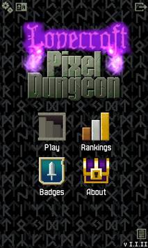 Lovecraft Pixel Dungeon APK [I I V] - Download APK