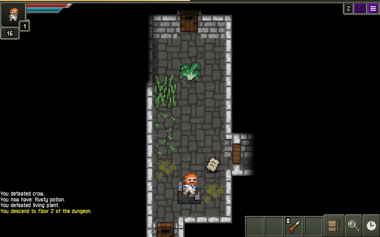 Lovecraft Pixel Dungeon for Android - APK Download