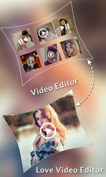 Love Video Editor screenshot 1