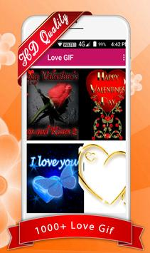 Love Gif screenshot 3