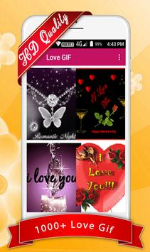 Love Gif screenshot 4