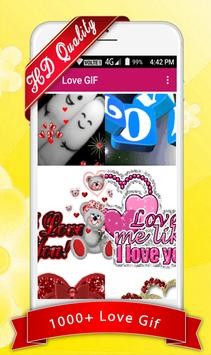 Love Gif screenshot 5