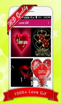 Love Gif screenshot 6