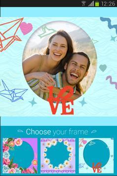 Love Photo Frames (2016) apk screenshot