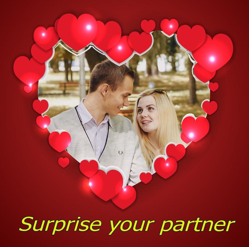 Valentine\'s Day Love Frames APK Download - Free Art & Design APP for ...