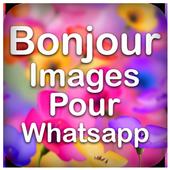 Bonjour les voeux-gm wish icon