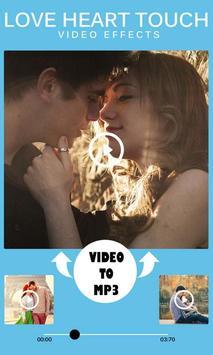 Love Heart Touch Video Effects screenshot 6