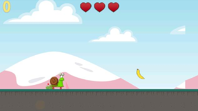 The Snail Skateboard Bob 2016 apk screenshot