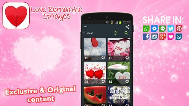Love & Romantic Images 🇺🇸❤US apk screenshot