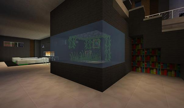 Cool Furniture Ideas Minecraft screenshot 2