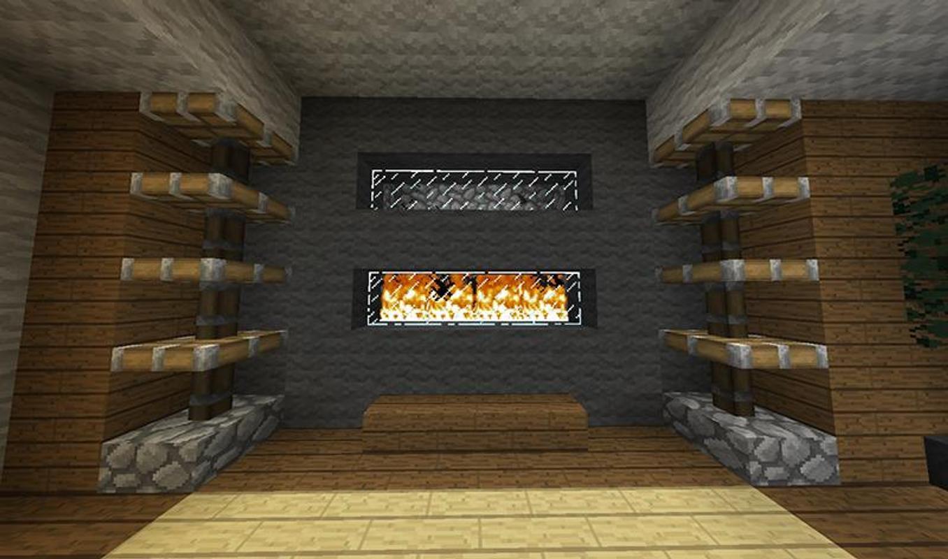 Cool Furniture Ideas Minecraft Screenshot 13