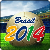 World Cup 2014 Brazil Schedule icon