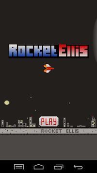 Rocket Ellis poster