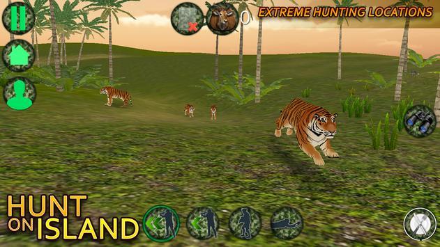 Hunt on Island apk screenshot
