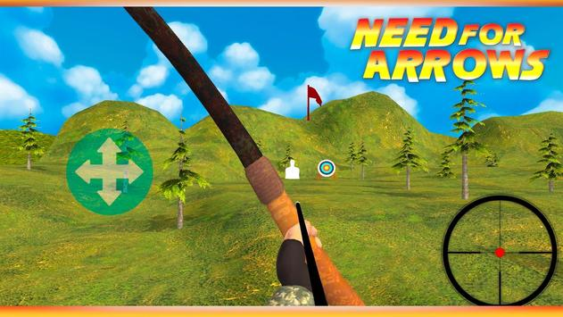 Need For Arrows poster