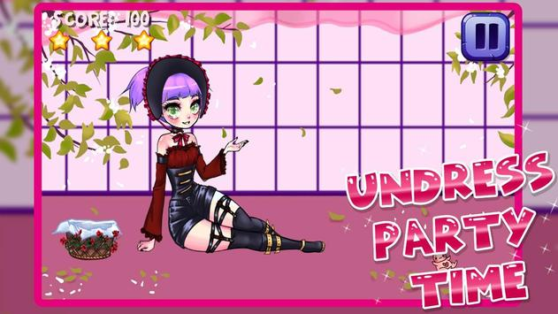 Undress Party Time poster