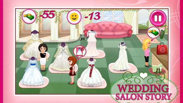 Wedding Salon Story Apk Screenshot