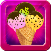 Cooking Ice Cream icon