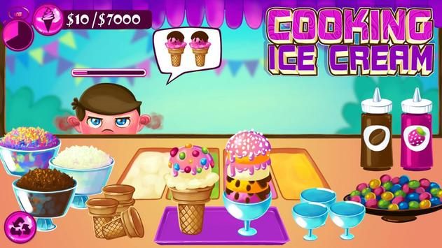 Cooking Ice Cream apk screenshot