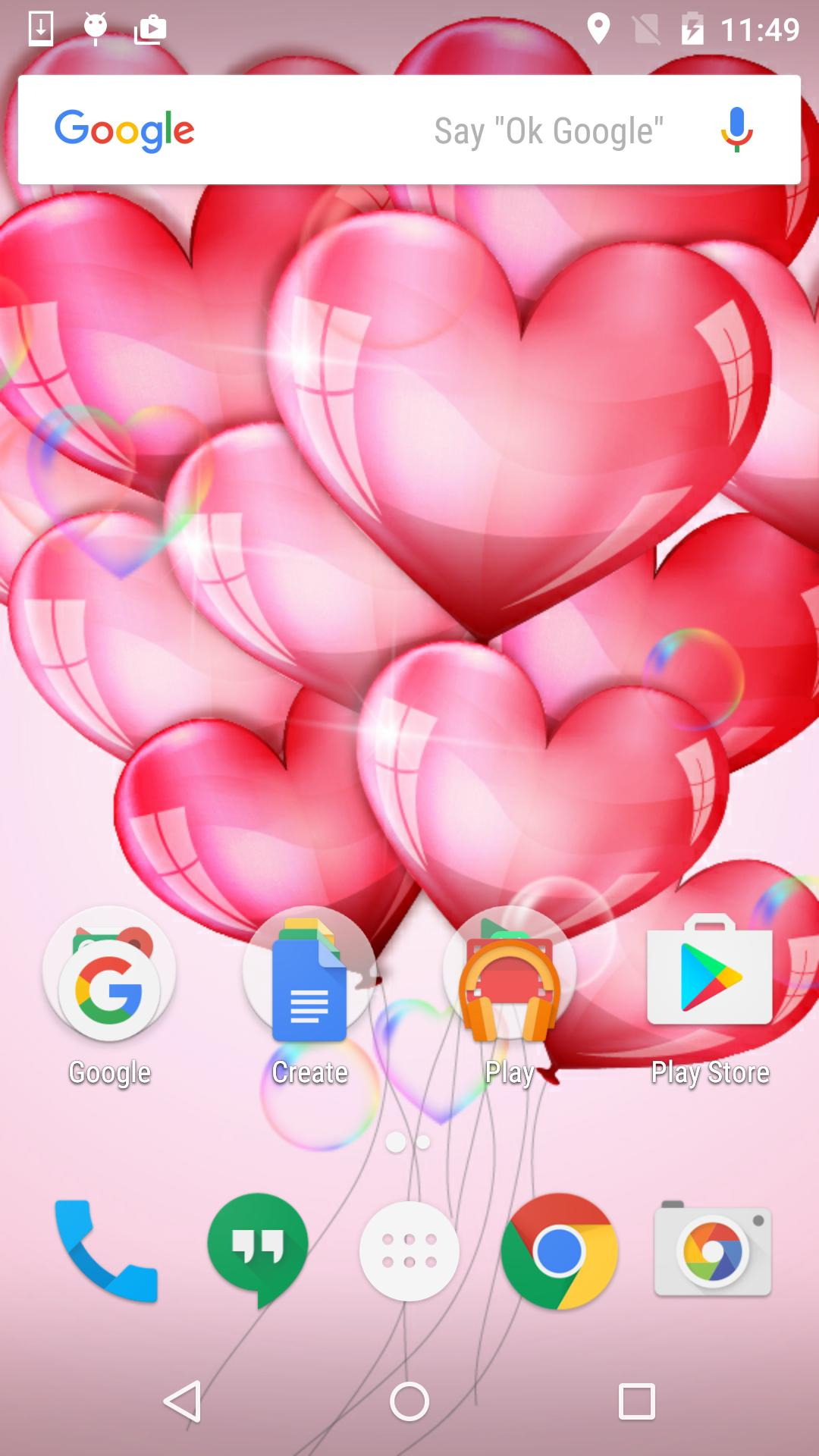 Journey Of Love Live Wallpaper For Android Apk Download