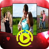Love Photo Video With Music icon