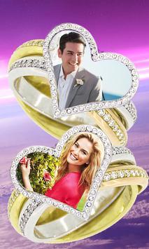 Lovely Ring Photo Frames apk screenshot