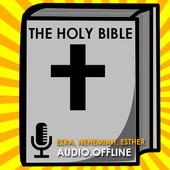 Audio Bible: Ezra - Esther icon