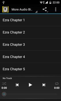 Audio Bible: Ezra - Esther apk screenshot
