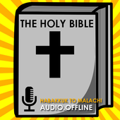 Audio Bible: Habakkuk-Malachi icon