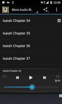 Audio Bible: Isaiah Chap 34-66 screenshot 6